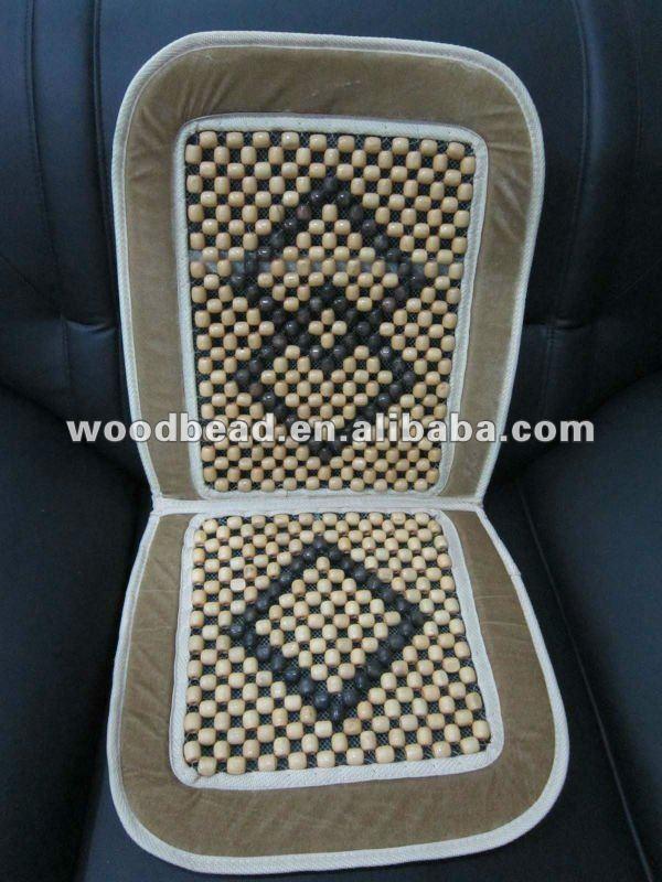 Авто accessory2012 / деревянные бусины cushions / бамбук подушки