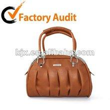 Latest Design Women PU Leather Bag 2012
