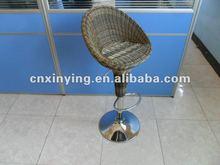 2012 rattan commercial bar stools
