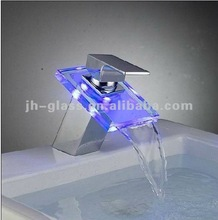Tempered Glass Water Faucet