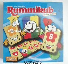new innovative toys 2012 / promotion toys cheap / rummikub games OC0128215