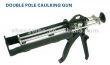 380 ml. Co-Axial 10:1 Mix Ratio, Extra Thrust Dual Cartridge Epoxy Applicator Gun