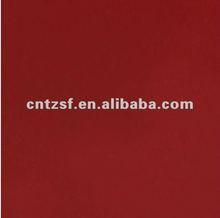 red transparent powder coating
