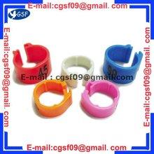 2012 clear rubber bands pigeon bands pigen leg rings bird rings pet rings lovebird bands