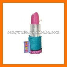 Señora party decor arte de papel hechos a mano lápiz labial piñata diseño