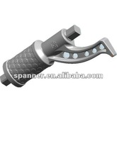 socket wrench for truck tire repair