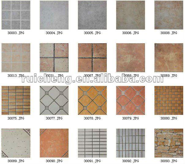 Pisos Para Baño Rusticos:Suelo rústico de cerámica del azulejo como azulejos del baño ( 300