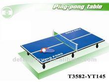 foldable tennis table