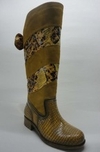 New Fashion Rain Boot,lady boot, rubber boot,wellingtons