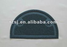 2012 new design pvc pet mat/cat mat/dog pad