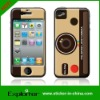 for iPhone 3/3GS/4/4GS removable adhesive stickers