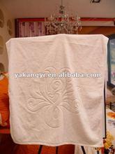 cotton jacquard bath towel