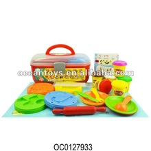 new innovative toys 2012 / promotion toys cheap / Lollypop color mud OC0127933