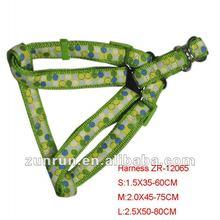 Fine Cloth Stamp Dog Harness vest