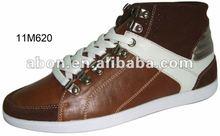 Mid cut sport men shoes 2012
