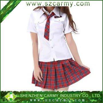 good quality girl's school uniform