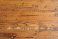 International Model Yellow Pine Engineered Wood Flooring