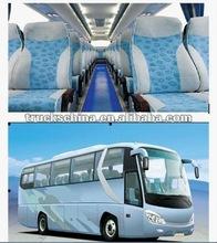 long distance Luxury Tourist 50 passengers bus