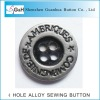 four hole button
