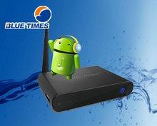 Full HD 1080P Media Player+Goolge Android TV BOX