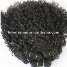 2012 hot sell mongolian kinky curly hair