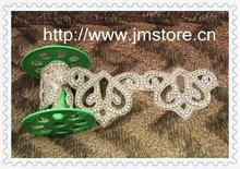 2012 new fabric belt ornaments