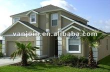 cost and energy saving ecof-riendly economic prefab house villa for sale