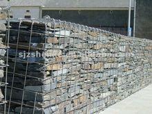 PVC coated gabion cage