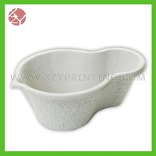 OEM design environmental pulp molded tray