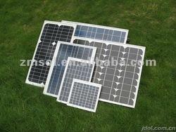 hot sale large in stock 230w price per watt solar panels