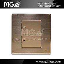 MGA Q7L Series Q-K02A 2 Gang Switch
