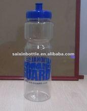 750ml plastic sport water bottle