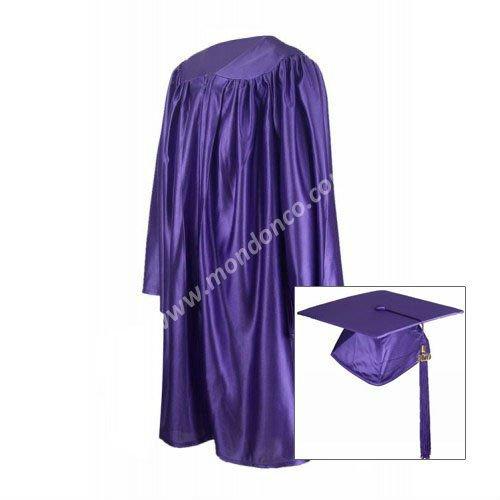 قبعات وأثواب الروضة التخرج