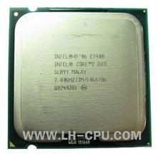 Intel Cpu,Used CPU, Pull CPU,Second Hand CPU core 2 duo E7400/SLB9Y/SLGQ8/SLGW3
