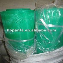 Green Plastic Window Screen/HS Code: 3904220000 /HOT