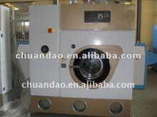 high level garment dry cleaner machine