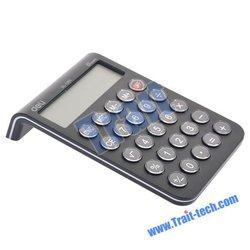 8 Digit Power Calculator/Mini Battery Solar Scientific Calculators/Desktop Dual Power Calculator