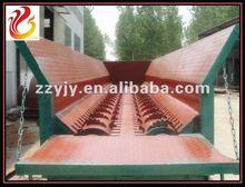 2012 New type double rollers wood peeling machine