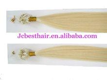 Blonde #613 Brazilian Micro-ring Loop Hair Extension