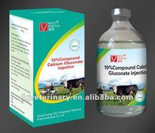 Medicine 10% Calcium Gluconate Injection