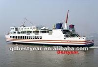 RORO ship 65m passenger & car truck Ferry ship