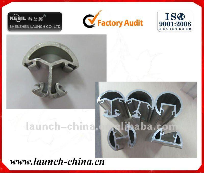 135 grau post, Aluminium 6065-T6