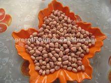 Arachidi, prodotti in vendita calda, frutta secca, tutti gli snack naturali