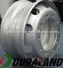 Duraland 17.5/19.5/22.5/24.5 Steel Wheel