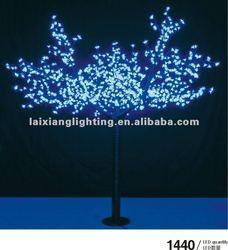 Simulation hot sale high power colorful led christmas tree
