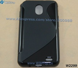 S line TPU Case Cover for Samsung Galaxy S2 HD LTE
