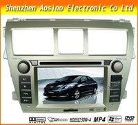 Car DVD Radio Player for Toyota new VIOS