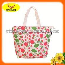 2012 Fashion plastic beach tote bag