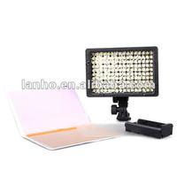 CN-126 LED Video Light for Camera DV Camcorder Lighting