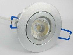 7W COB LED Downlight Kit With SAA&C-tick
